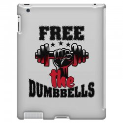 free the dumbbells cool iPad 3 and 4 Case | Artistshot