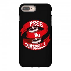 free the dumbbells iPhone 8 Plus Case | Artistshot