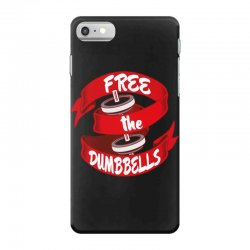 free the dumbbells iPhone 7 Case | Artistshot