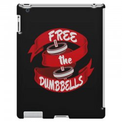 free the dumbbells iPad 3 and 4 Case | Artistshot
