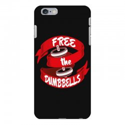 free the dumbbells iPhone 6 Plus/6s Plus Case | Artistshot