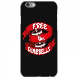 free the dumbbells iPhone 6/6s Case | Artistshot