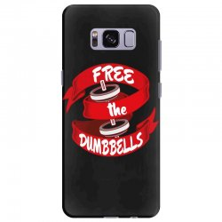 free the dumbbells Samsung Galaxy S8 Plus Case | Artistshot