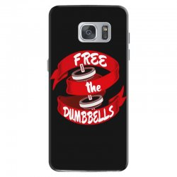 free the dumbbells Samsung Galaxy S7 Case | Artistshot
