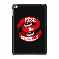 free the dumbbells iPad Mini 4 Case | Artistshot