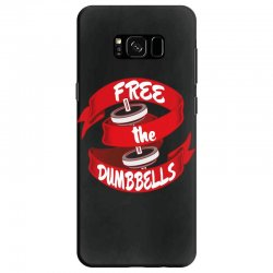 free the dumbbells Samsung Galaxy S8 Case | Artistshot