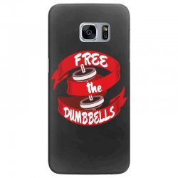 free the dumbbells Samsung Galaxy S7 Edge Case | Artistshot