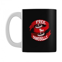 free the dumbbells Mug | Artistshot