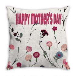 Mother's day Throw Pillow | Artistshot