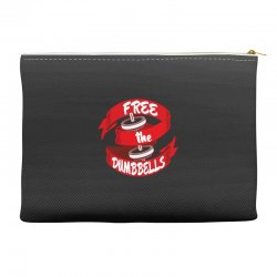 free the dumbbells Accessory Pouches | Artistshot