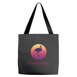 flamingle Tote Bags | Artistshot