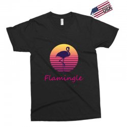 flamingle Exclusive T-shirt | Artistshot