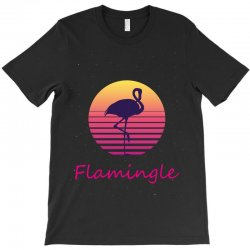 flamingle T-Shirt | Artistshot