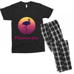 flamingle Men's T-shirt Pajama Set | Artistshot