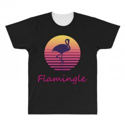 flamingle All Over Men's T-shirt | Artistshot