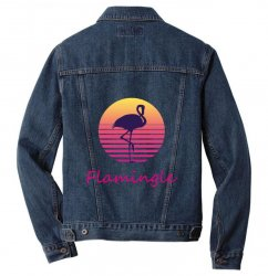 flamingle Men Denim Jacket | Artistshot
