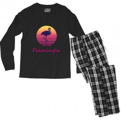 flamingle Men's Long Sleeve Pajama Set | Artistshot