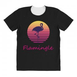 flamingle All Over Women's T-shirt | Artistshot