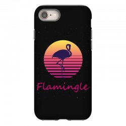 flamingle iPhone 8 Case | Artistshot