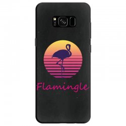 flamingle Samsung Galaxy S8 Case | Artistshot