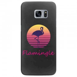 flamingle Samsung Galaxy S7 Edge Case | Artistshot
