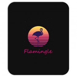 flamingle Mousepad | Artistshot