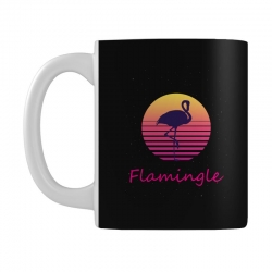 flamingle Mug | Artistshot
