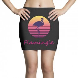 flamingle Mini Skirts | Artistshot
