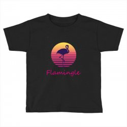 flamingle Toddler T-shirt | Artistshot