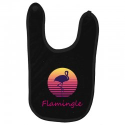flamingle Baby Bibs | Artistshot
