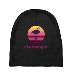 flamingle Baby Beanies | Artistshot
