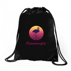 flamingle Drawstring Bags | Artistshot