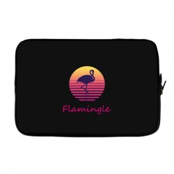 flamingle Laptop sleeve | Artistshot