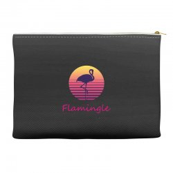flamingle Accessory Pouches | Artistshot