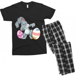 easter day bunny Men's T-shirt Pajama Set | Artistshot