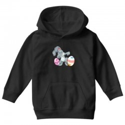 easter day bunny Youth Hoodie | Artistshot