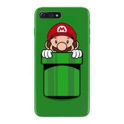 mario pocket iPhone 7 Plus Case | Artistshot