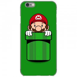 mario pocket iPhone 6/6s Case | Artistshot