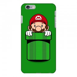 mario pocket iPhone 6 Plus/6s Plus Case | Artistshot