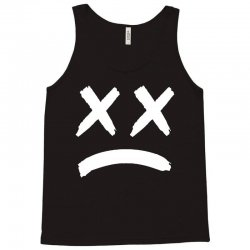 lil peep sad face Tank Top | Artistshot