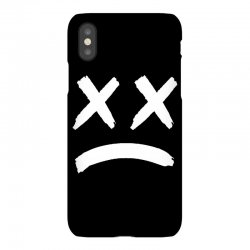 lil peep sad face iPhoneX Case | Artistshot