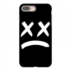 lil peep sad face iPhone 8 Plus Case | Artistshot