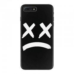 lil peep sad face iPhone 7 Plus Case | Artistshot