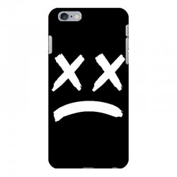 lil peep sad face iPhone 6 Plus/6s Plus Case | Artistshot