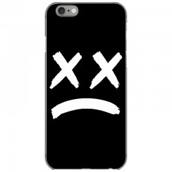 lil peep sad face iPhone 6/6s Case | Artistshot