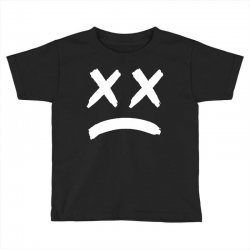 lil peep sad face Toddler T-shirt | Artistshot