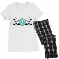 donuts strong Women's Pajamas Set | Artistshot