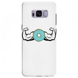 donuts strong Samsung Galaxy S8 Plus Case | Artistshot