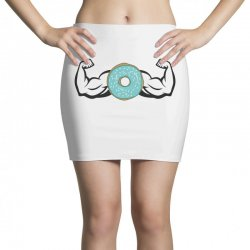 donuts strong Mini Skirts | Artistshot