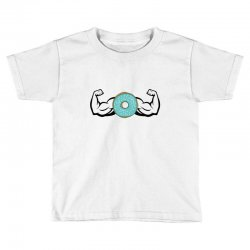 donuts strong Toddler T-shirt | Artistshot